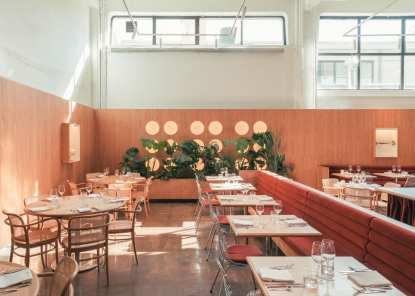 Héroine Restaurant & Bar in Rotterdam by Modiste | Yellowtrace