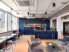 'Tintagel House' TOG's New Shared Work Space by Universal Design Studio | Yellowtrace