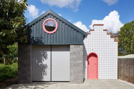 Lomax Studio in London by Critical Architecture Network | Yellowtrace
