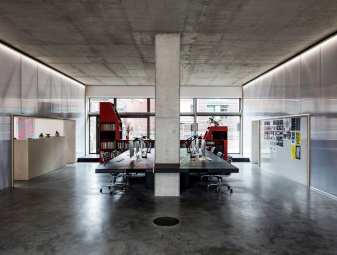 Teatum+Teatum Convert an Old Factory in Sheffield, UK into a Coworking Space | Yellowtrace