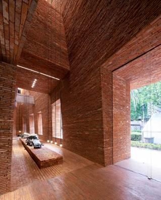Urban Revivo Flagship Store in Shanghai, China by DOMANI | Yellowtrace