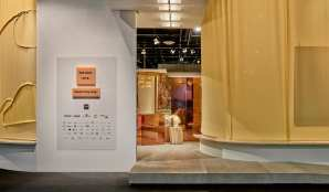 Das Haus Installation by Studio Truly Truly at IMM Cologne 2019   Yellowtrace