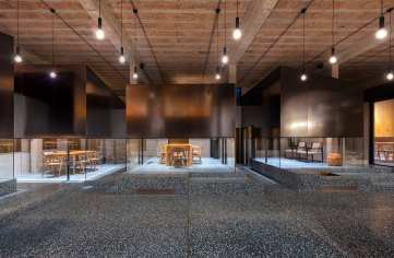 Tingtai Teahouse in Shanghai, China by Linehouse | Yellowtrace