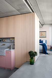 Ester Bruzkus' Own Converted Apartment in Berlin, Germany | Yellowtrace