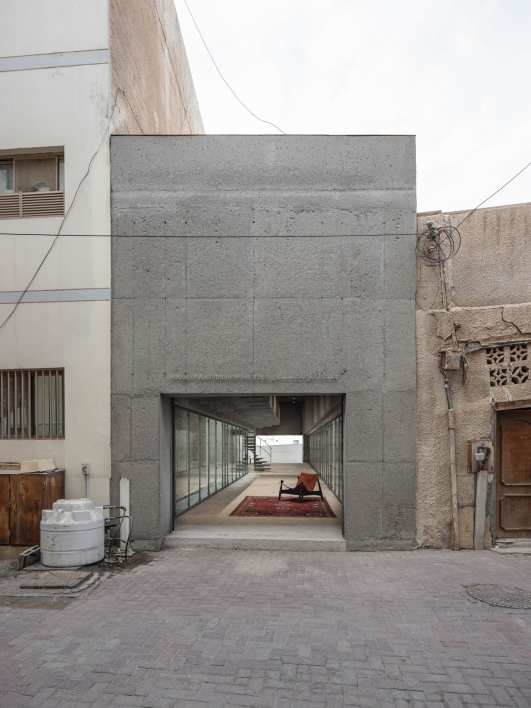 House of Architectural Heritage in Muharraq, Bahrai by Leopold Banchini Architects | Yellowtrace