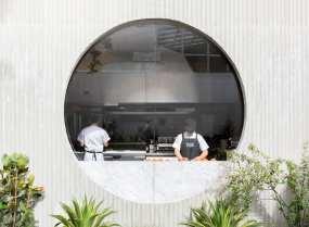 Masa Bakery in Bogota, Colombia by Studio Cadena | Yellowtrace