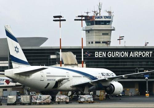 """Izrael przeprowadza obecnie """"skan genowy COVID"""" u wszystkich przylatujących pasażerów"""