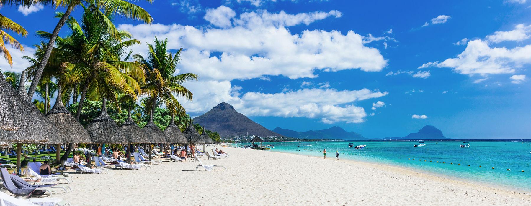 Rejser Til Mauritius Rejsebureauer Der Arrangerer Rejser