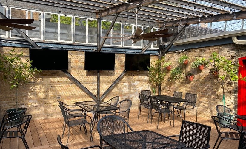 chicago s best heated enclosed patios