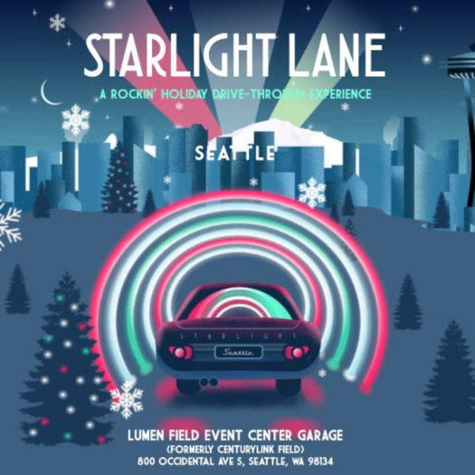 Starlight Lane in Seattle at Lumen Field