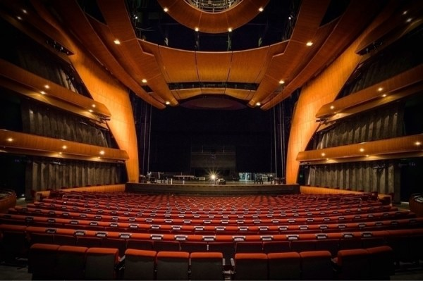 the ellie caulkins opera house denver center for the - 750×499