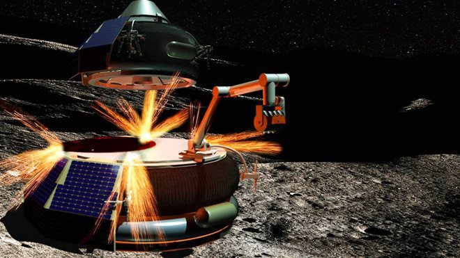 Moon Express Will Be First Company to Land on Moon