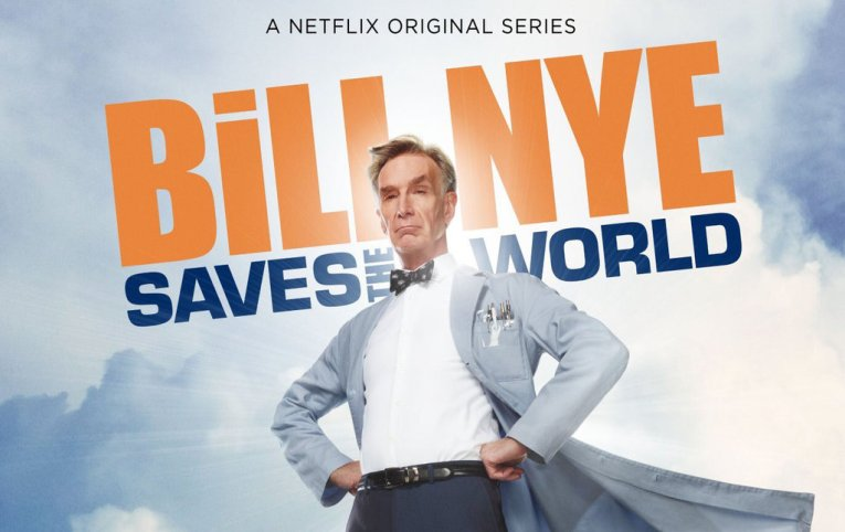 Image result for bill nye saves the world netflix
