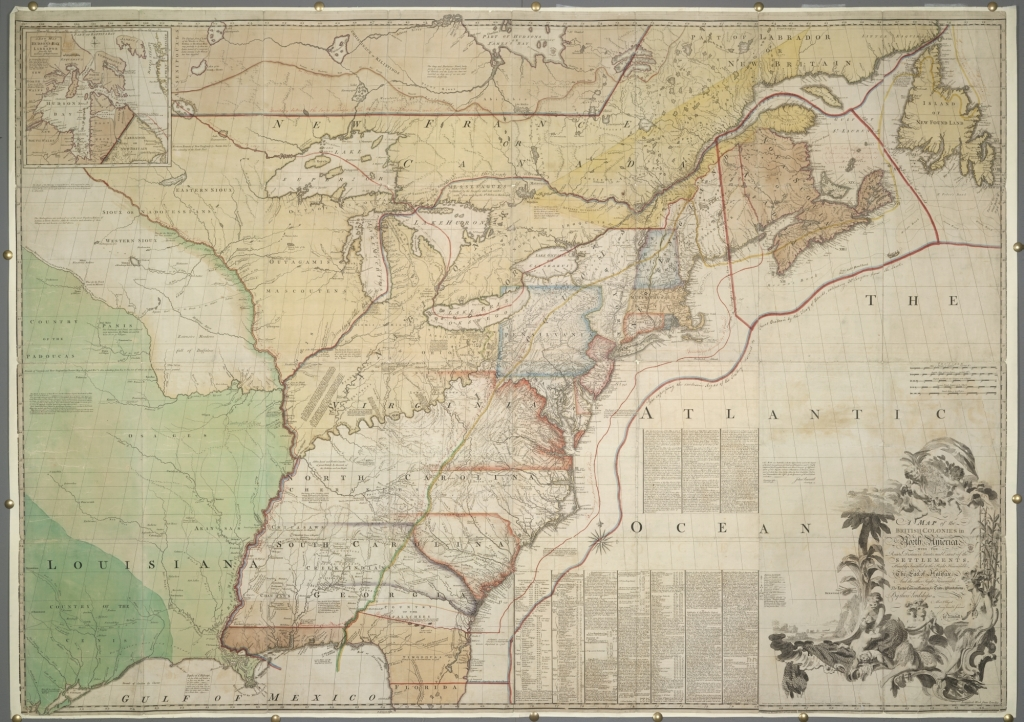 Secret Map Shows Brits Considered Giving Lower Canada to U S  in         and its continued relevance for border disputes well into the 20th  century  2   it has been called the most consequential map in North  American history
