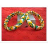 yellow-broacade-fabric-party-wear-bangles
