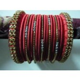 red-silk-thread-party-wear-bangles