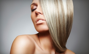 Up to 58% Off Hair Services in Spring