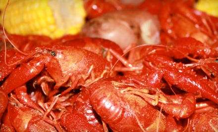 Half Off Cajun Fare at Ragin Cajun