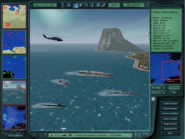 Harpoon 4 Screenshots Pictures Wallpapers PC IGN