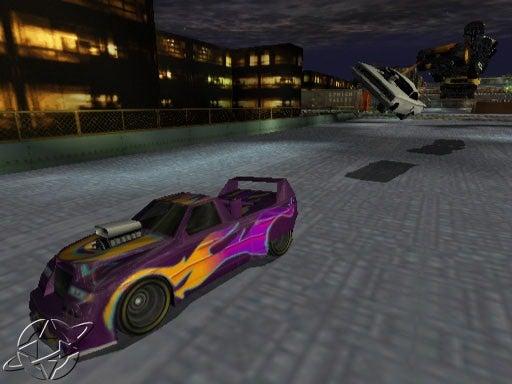 Rumble Racing (Jeu Playstation 2) - Images, vidéos, astuces et avis