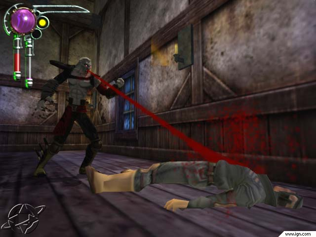 Blood Omen 2 Legacy Of Kain Screenshots Pictures