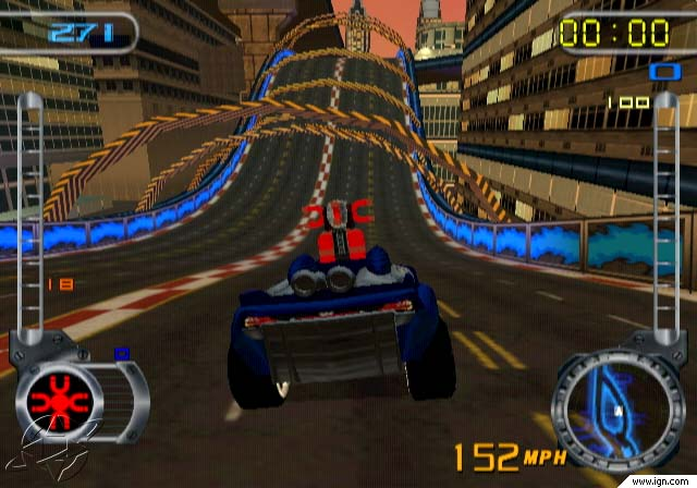 Hot Wheels Velocity X Screenshots Pictures Wallpapers GameCube IGN