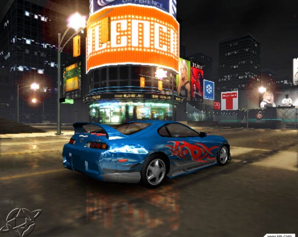 Need for Speed Underground Screenshots Pictures