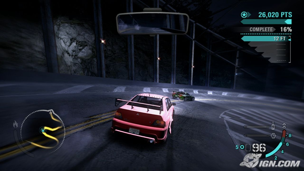 Need For Speed Carbon Screenshots Pictures Wallpapers