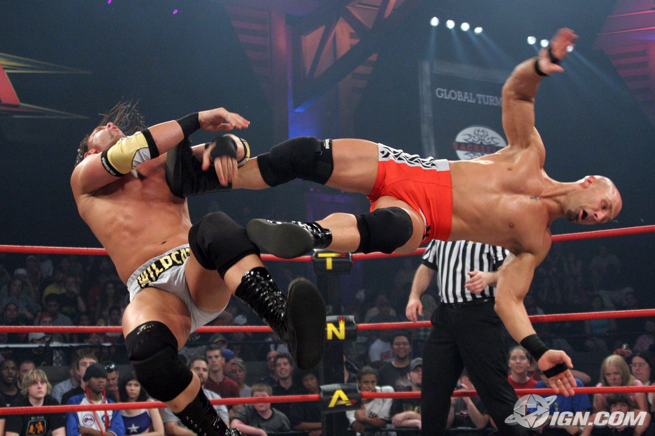 Impact Wrestling Pictures Photos Images IGN