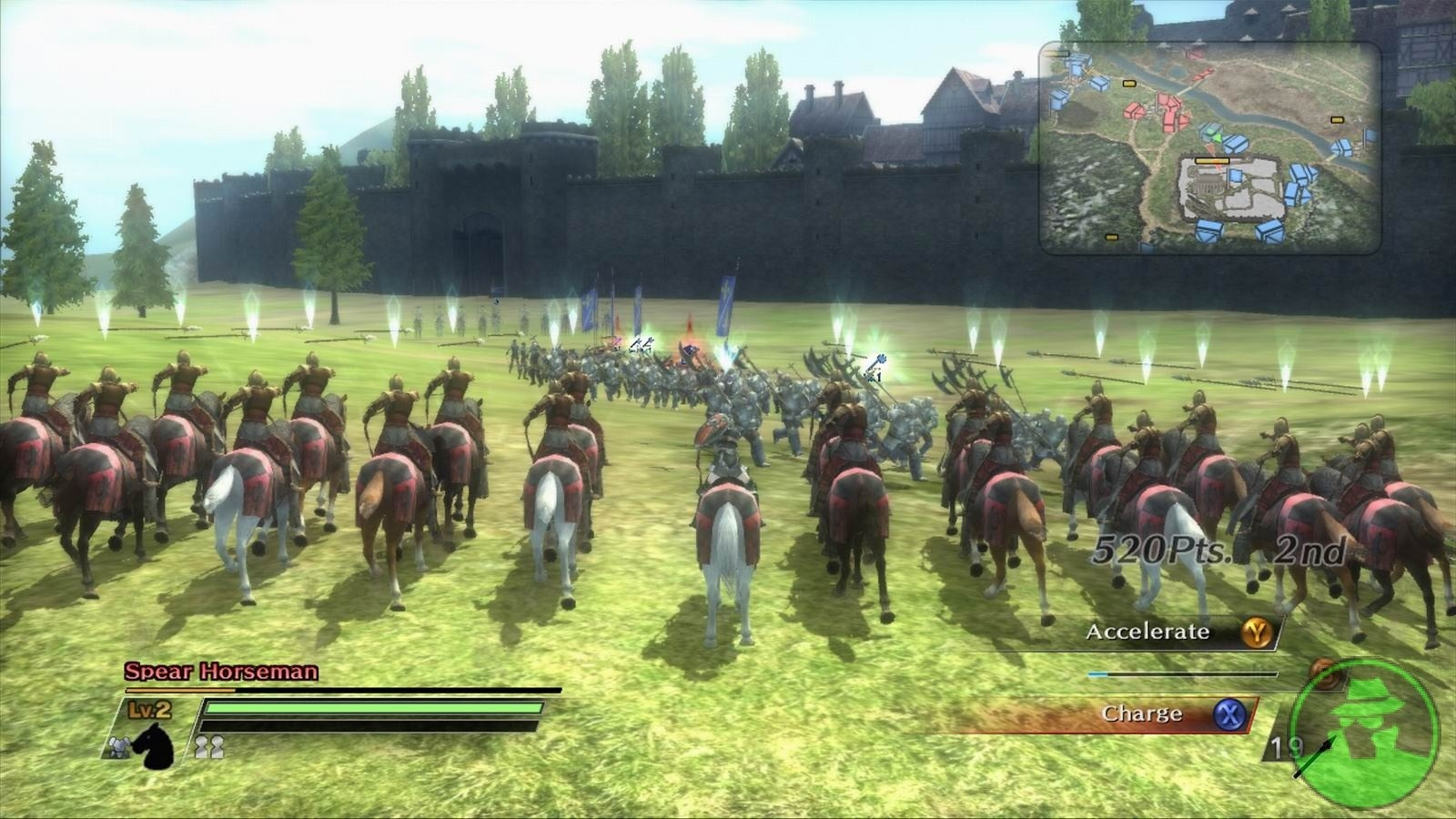 Bladestorm The 100 Years War Screenshots Pictures