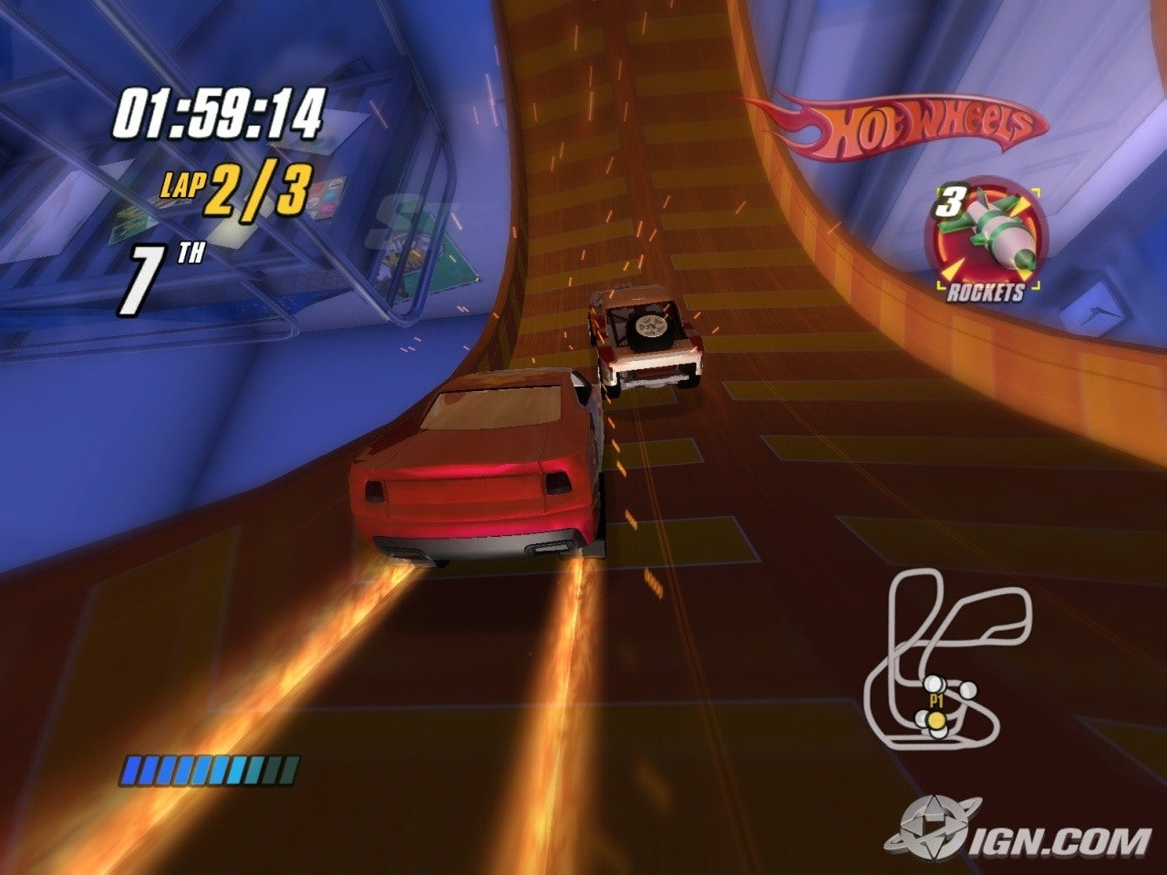 Hot Wheels Beat That Screenshots Pictures Wallpapers