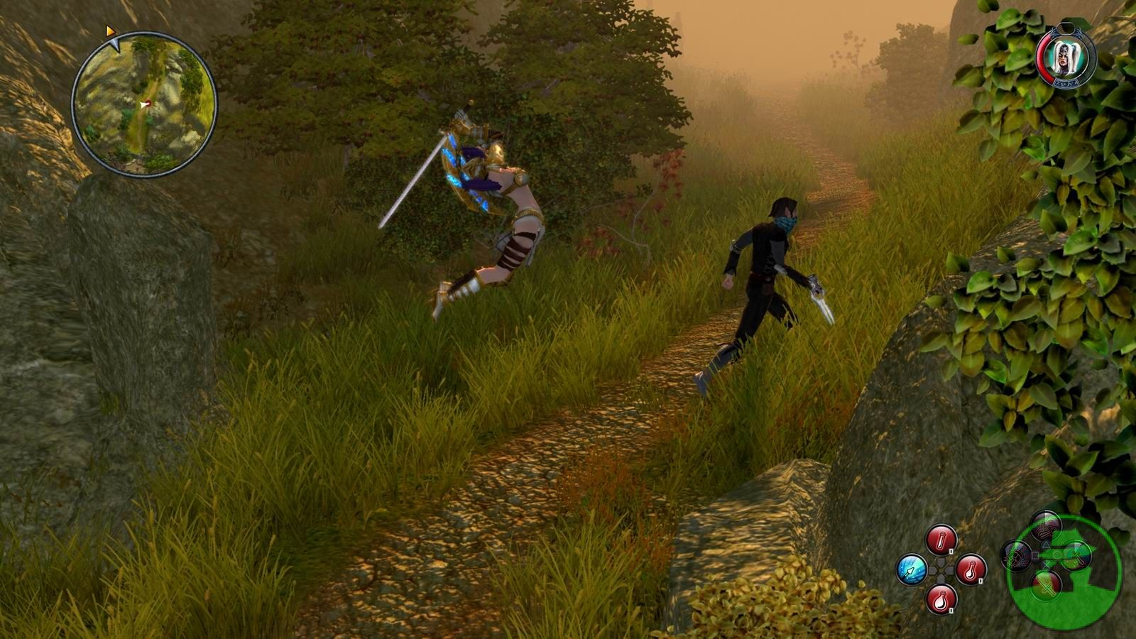 Sacred 2 Fallen Angel Screenshots Pictures Wallpapers