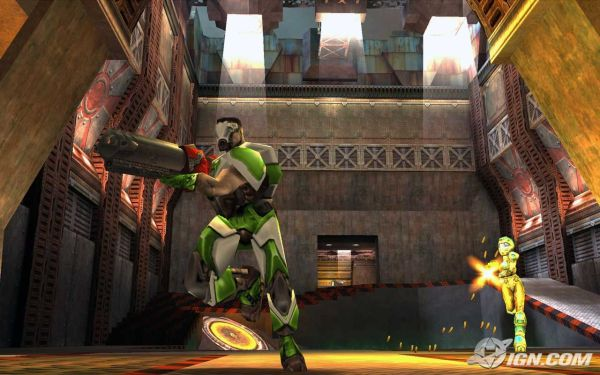 Quake Live Screenshots, Pictures, Wallpapers - Web Games - IGN