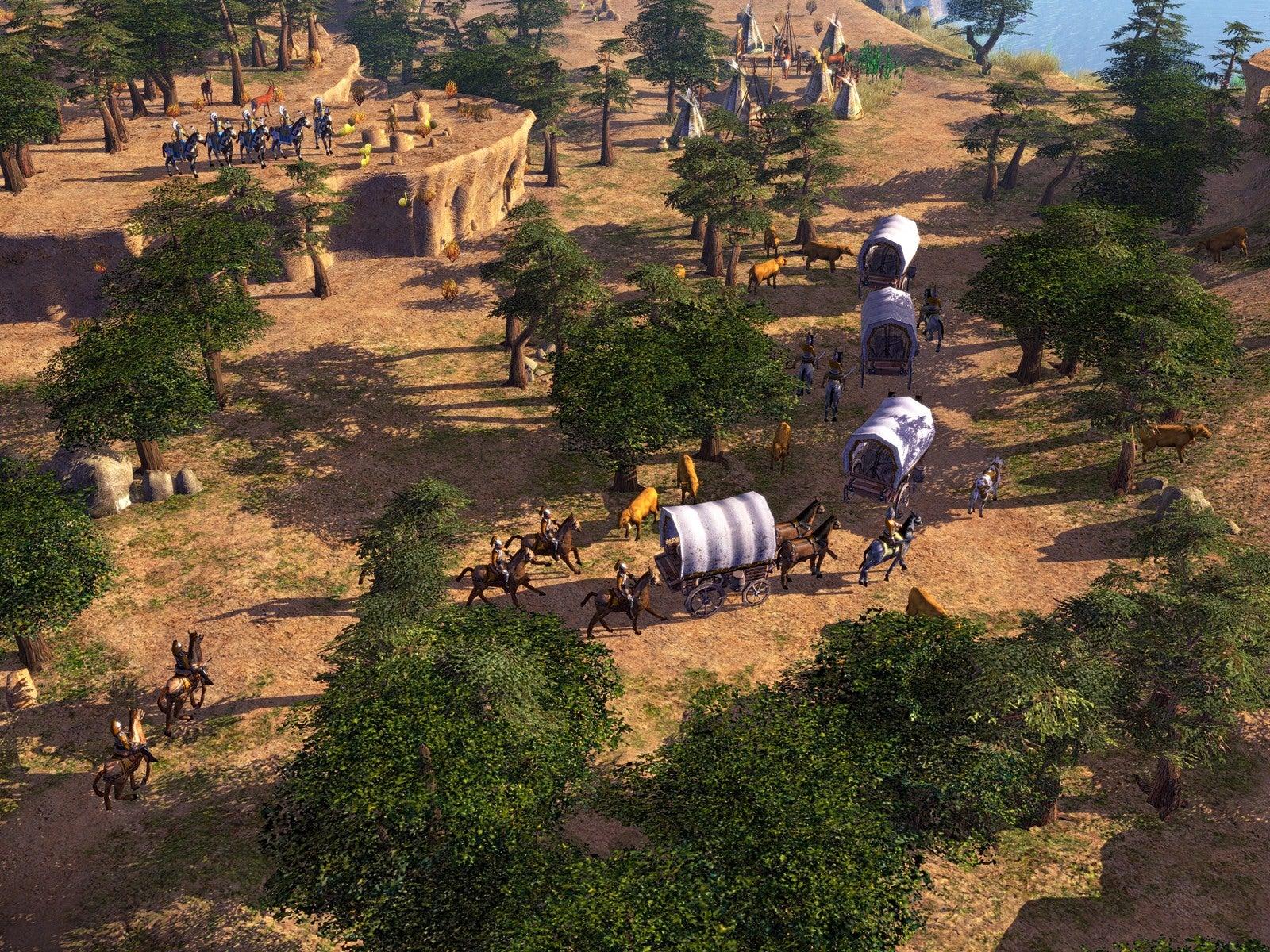Age Of Empires 3 Collectors Edition Screenshots