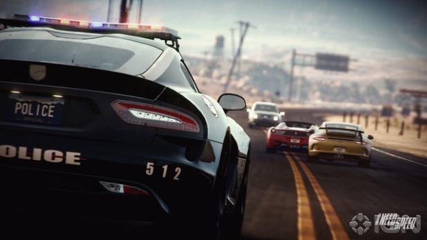 لعبة سباق السيارات المنتظرة Need For Speed : Rivals 2013 نسخة FullRip