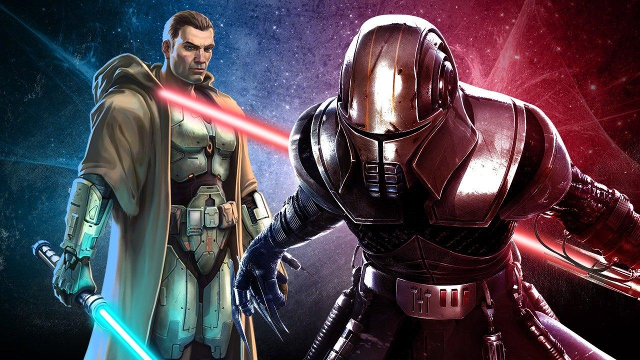 Good Vs Evil The Star Wars Games That Let You Choose IGN