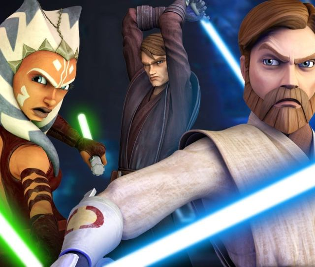 Star Wars The Clone Wars What To Expect From The New Season Comic Con  Ign