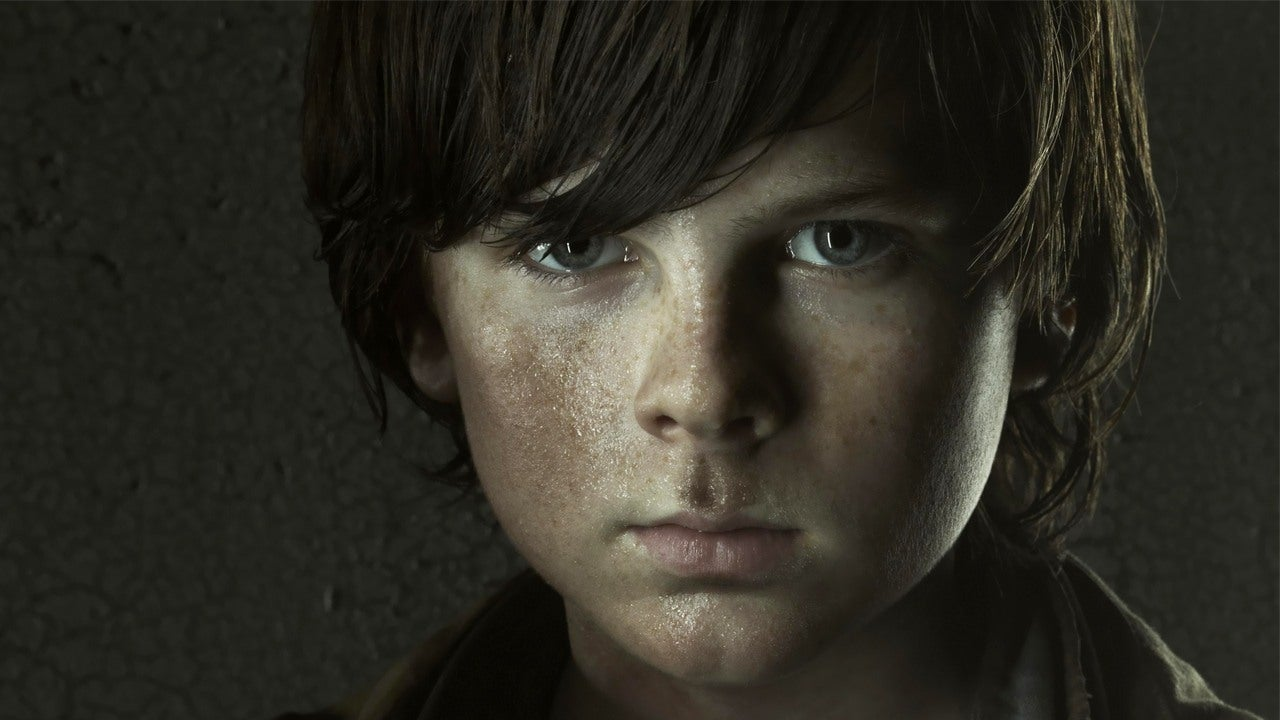 Walking Deads Chandler Riggs In Home Invasion IGN