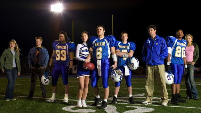 Friday Night Lights Show Cast
