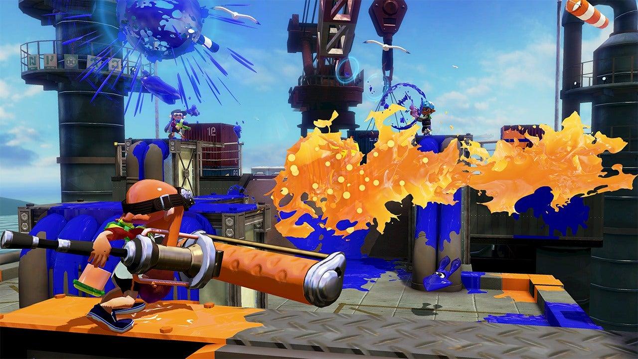 Splatoon Screenshots Pictures Wallpapers Wii U IGN