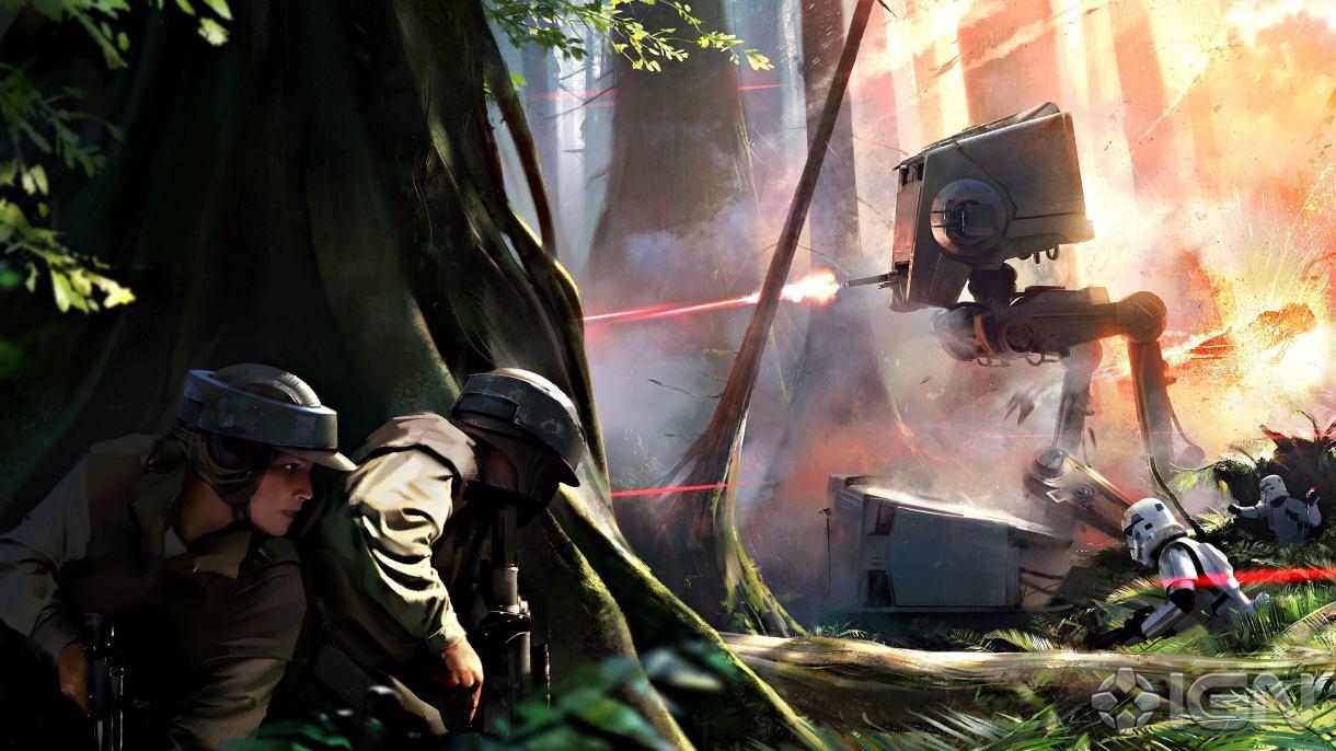 Star Wars Battlefront and Battle Pod Game Updates