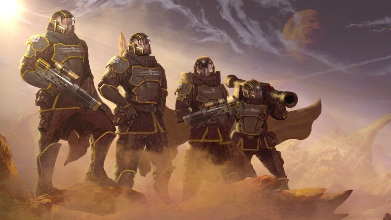 Helldivers Review IGN