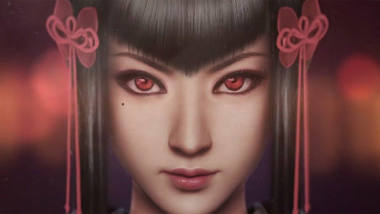 Kazumi Mishima Is Tekken 7s Next Playable Character IGN