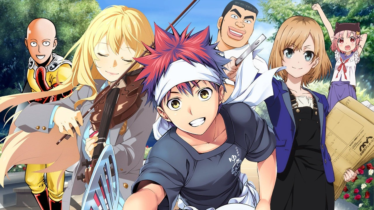 The 9 Best Anime Of 2015 IGN