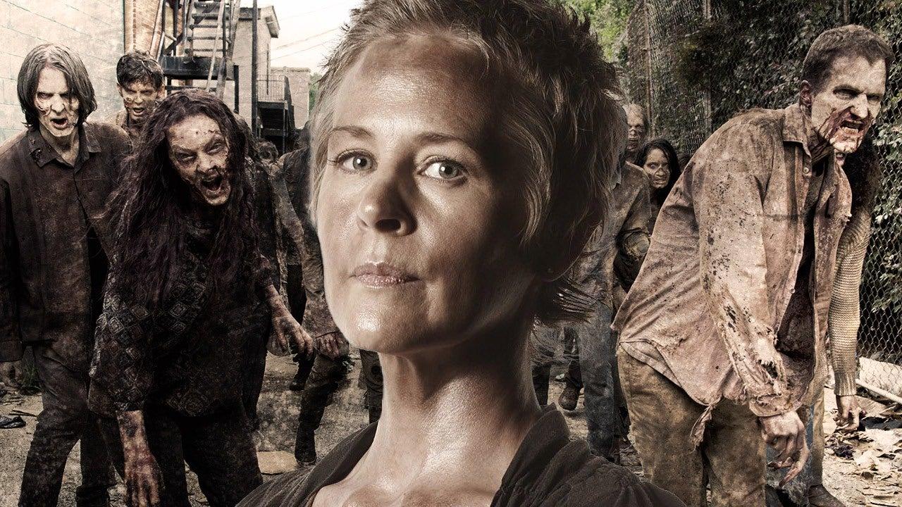 The Walking Dead Melissa McBride Discusses Carols Brutal