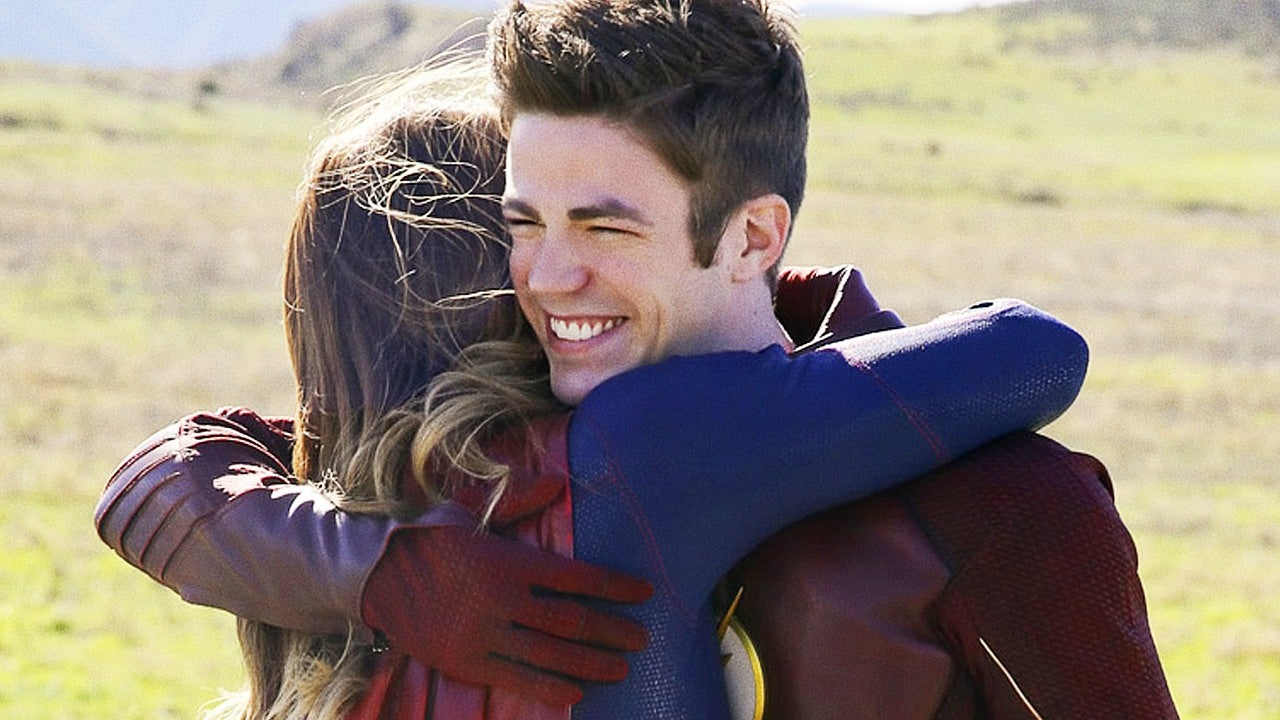 Supergirl Producers Talk Flash Crossover And Myriad IGN