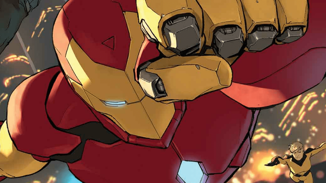 Infamous Iron Man 1 Teases Fate Of Tony Stark IGN