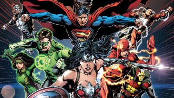 Justice League #50 Review - IGN