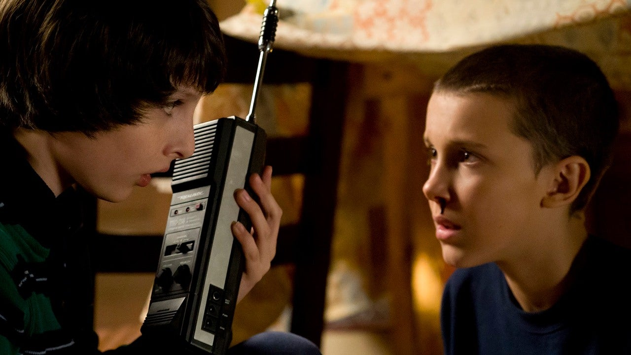 Stranger Things Meet The Wondrous And Scary Eleven IGN