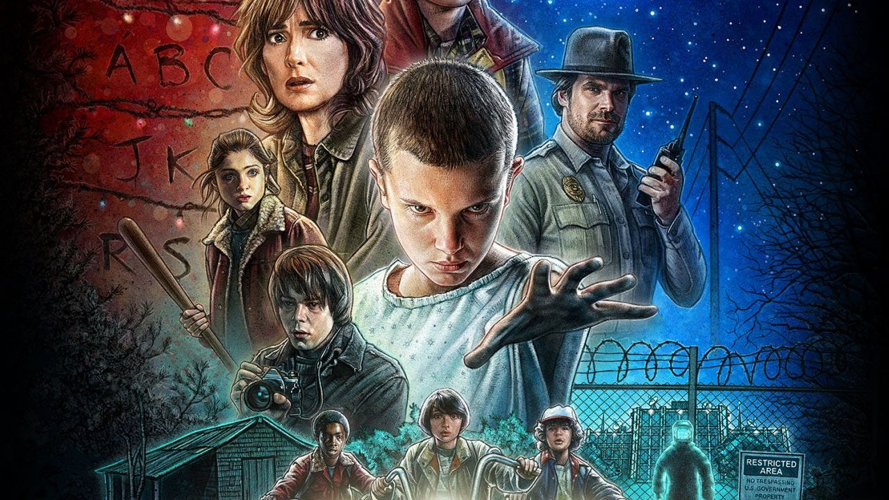 Image result for Stranger Thing